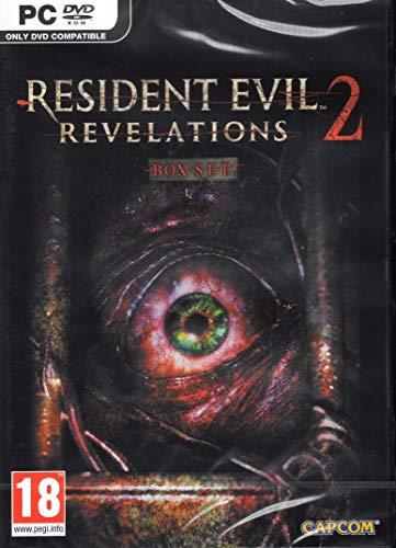 Resident Evil Revelations 2 (PC DVD) (Pc Games Resident Evil)