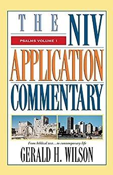 Psalms Volume 1 (The NIV Application Commentary) by [Zondervan]