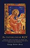 img - for The Interlinear KJV: Parallel New Testament in Greek and English Based On the Majority Text with Lexicon and Synonyms book / textbook / text book