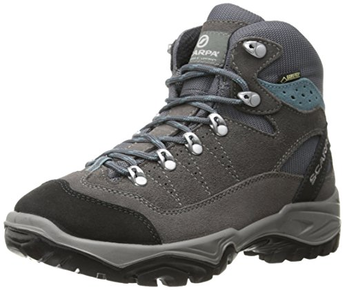 Women's Mistral Blue Polor GTX Smoke Hiking Scarpa Boot dqxFAwC1dU