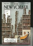 The NEW Yorker Magazine October 20 2014