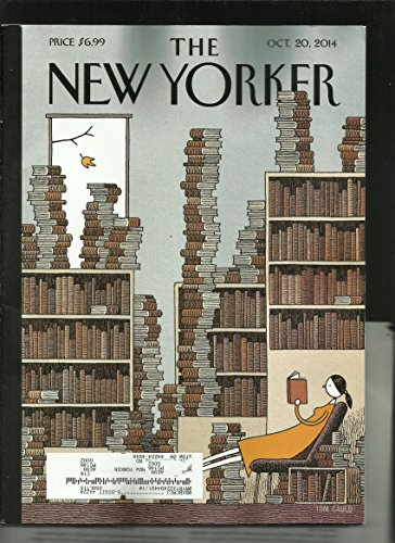 (The NEW Yorker Magazine October 20 2014)