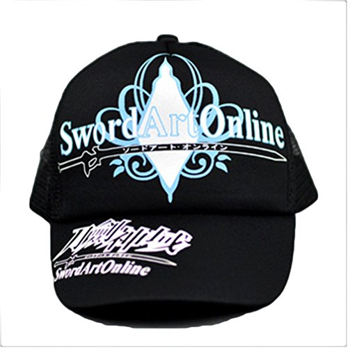Gumstyle Sword Art Online SAO Mesh Baseball Cap Adjustable Snapback - For Men Online