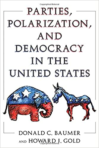 Book Parties, Polarization and Democracy in the United States