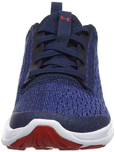 Under Armour UA BPS Lightning 2 Al, Zapatillas de Running Para Niños Azul (Academy)