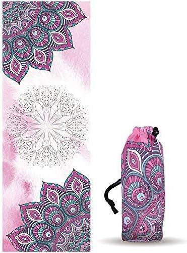 Amazon.com: UCEC toalla de Yoga caliente, esterilla de yoga ...