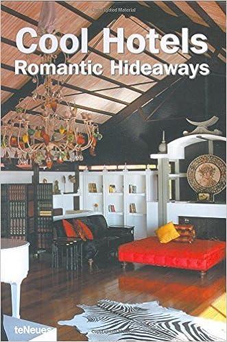 Book Cool Hotels Romatic Hideaways (Designpockets) (2006-10-15)
