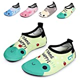 Dithes Kids Water Shoes Quick Dry Aqua Socks Barefoot Shoes, Baby Toddler Water Shoes for Beach Pool Surfing Yoga