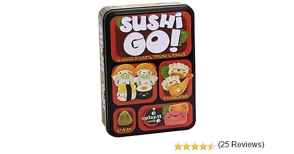 uplay. It - Sushi Go Juego de Cartas: aa.vv.: Amazon.es: Juguetes y juegos