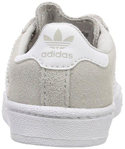 Deporte Zapatillas El Adidas gris Unisex Para De Gris 000 Campus Niños I wqXnZngA