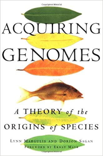 Acquiring Genomes A Theory Of The Origins Of Species