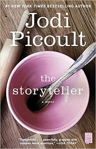 The Storyteller Amazon Fr Jodi Picoult Livres Anglais Et