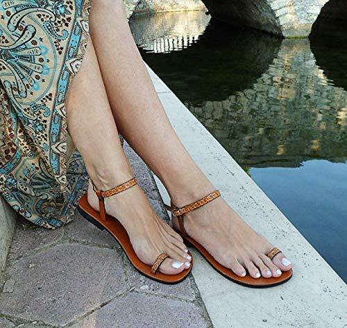 ad57cd526eb Amazon.com  Barefoot Sandals
