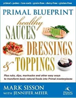 The primal blueprint reprogram your genes for effortless weight primal blueprint healthy sauces dressings and toppings malvernweather Choice Image