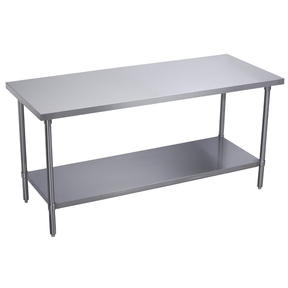 30''x12'' Stainless Steel Work Table WT-E3012