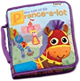 Lamaze Cloth Book, Tale of Sir Prance-a-Lot, Baby & Kids Zone