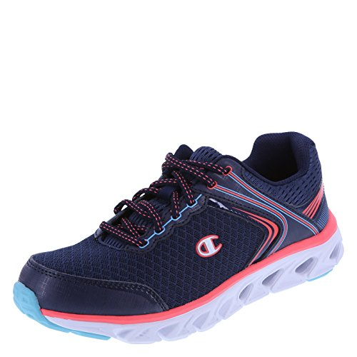 d3564d0bbce6c Review Champion Women s Navy Women s Flexion Runner 8.5 Regular By Champion  by Champion