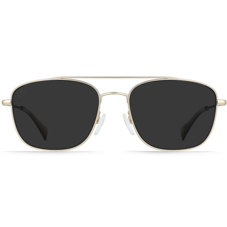 49c598d5632 Amazon.com  RAEN Optics Unisex Barolo 56 Gold Kola Tortoise Smoke Polarized  One Size  Clothing