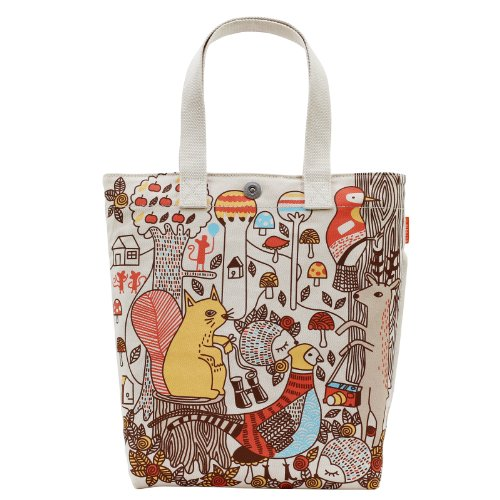 Bolsos bandolera; Bolas de tela y de playa; Motif Bosque; Shopper; BIO Canvas Bag Uni Style A4 A100012