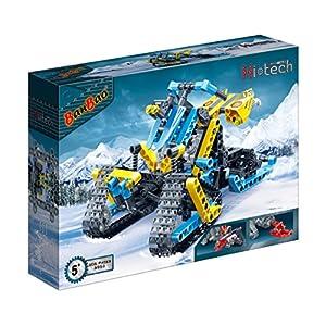 Banbao Building Blocks Hi-Tech Snow...