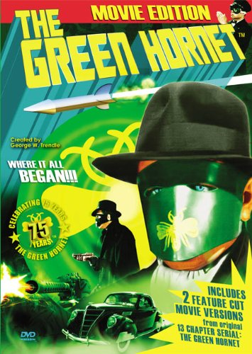 Green Hornet, The: Movie Edition (Green Hornet Dvd)