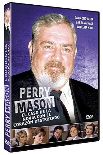 Perry Mason: El caso de la novia con el corazón destrozado -- The case of the Heartbroken bride -- Spanish Release (Perry Mason The Case Of The Heartbroken Bride)
