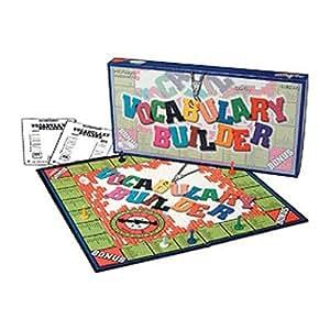 Vocabulary Builder Game Level I