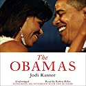 The Obamas Audiobook by Jodi Kantor Narrated by Robin Miles