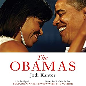 The Obamas Audiobook