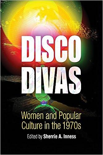 Amazon Com Disco Divas Women And Popular Culture In The 1970s