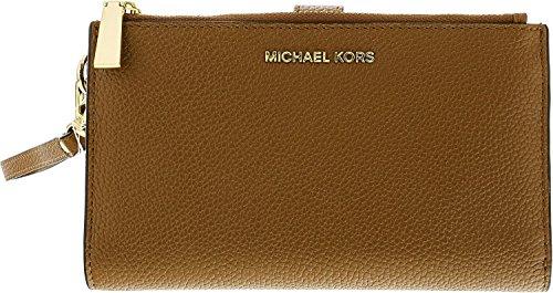 MICHAEL Michael Kors Adele Double-Zip iPhone 7 Plus Wristlet