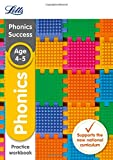 Letts KS1 Revision Success - New 2014 Curriculum – Phonics Ages 4-5 Practice Workbook