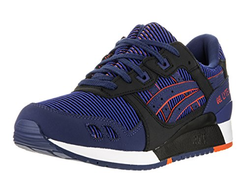 ASICS Herren GEL-Lyte III Retro Sneaker Blau