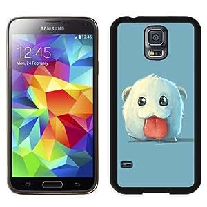Poro Black Best Sale Fantastic Samsung Galaxy S5 Cover Case