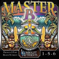 Master B Gal - Humboldt Nutrients - Grow Lights, Organic Gardening, -