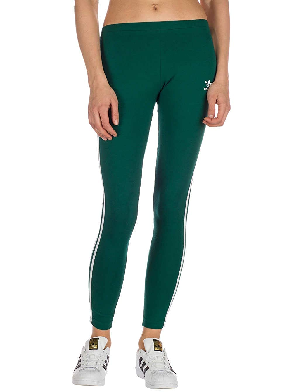 Adidas Originals 3 Str Tight Tights at Amazon Women's