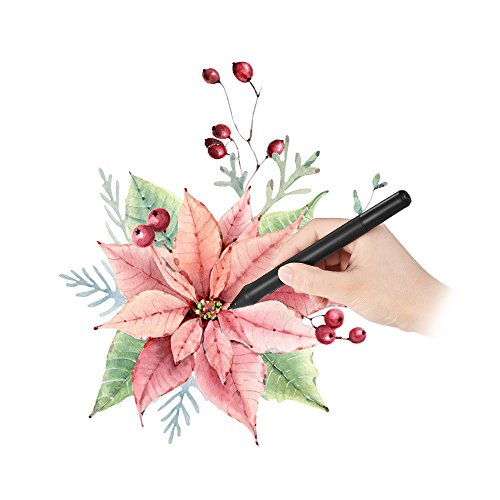 UGEE P50SD Rechargeable Stylus Drawing Tablet Pressure Pen