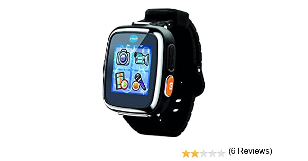 Amazon.es: VTech Kidizoom Smartwatch Connect DX Noire ...