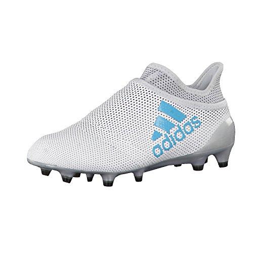 adidas Unisex-Kinder X 17+ Purespeed FG J Fitnessschuhe Weiß (Ftwbla/Azuene/Gritra)