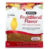 ZuPreem ZP80020 Fruitblend X-Small Canary/Finch Food, 2-Pound