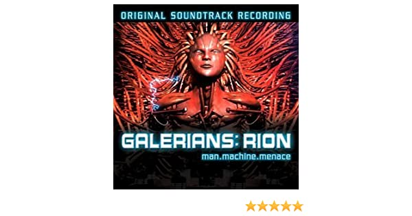 Original Soundtrack Galerians Rion Us Import By Original