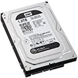 WD 1 TB 3.5-inch Internal Hard Drive - Black