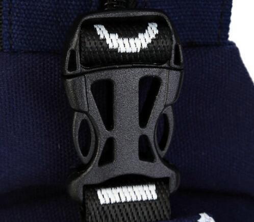 Blau Stars Printing Brust Pack Crossbody Umhängetasche Outdoor Radfahren Rucksack