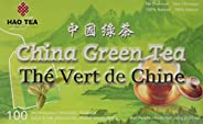 Hao Tea OS40022S China Green Tea, 200-Gram