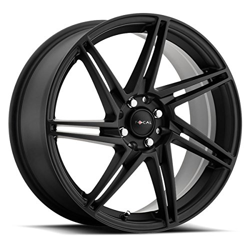 (Focal 449SB F-14 16x7 4x100/4x114.3 +40mm Satin Black Wheel Rim)