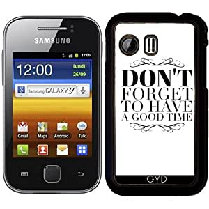 Funda para Samsung Galaxy Y (S5360) - Buen Tiempo by wamdesign