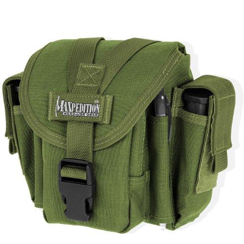 Maxpedition M-4 Waistpack (Green), Outdoor Stuffs