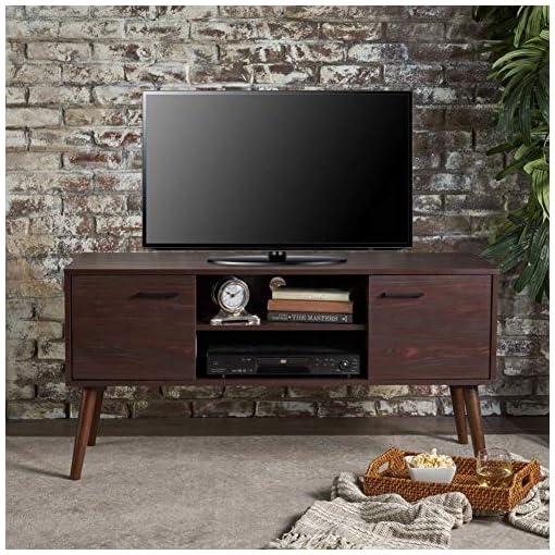 Living Room Amal Mid Century Modern TV Stand | Console Table | Entertainment Center | Scandinavian, Danish, Minimalist Design… modern tv stands