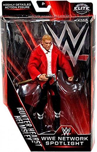 Wwe  Elite Collection Wwe Network Spotlight  Hunter Hearst Helmsley  Triple H  Action Figure