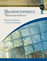 Macroeconomics: Principles and Policy, 11th Edition Front Cover